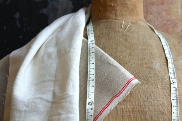 Cloth House Selvedge Linen & Tape Measure Ribbon