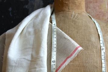 Cloth House Selvedge Linen & Tape Measure Ribbon