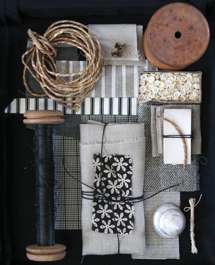 Cloth House Blanc et Noir