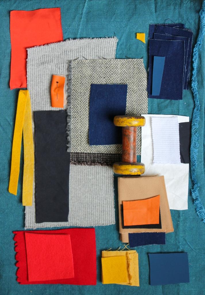 Cloth House Mood Board