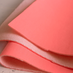 Cloth House Salmon Neoprene
