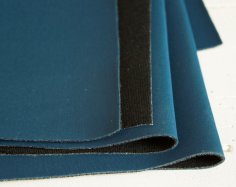 Cloth House Steel Blue Neoprene