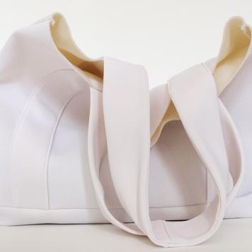 Sueco Bags Snow Bucket Tote
