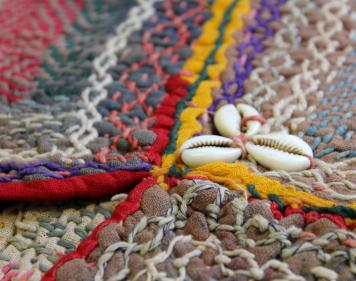 Cloth House Vintage Kheesa Detail