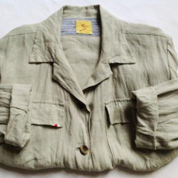 Nikita Linen Jacket